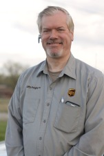 UPS Freight Steward Todd Anderson