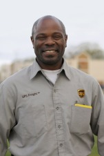 UPS Freight Member Walter Scales