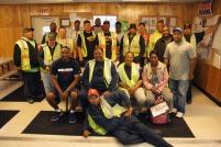 Local 710 Members at Translogix