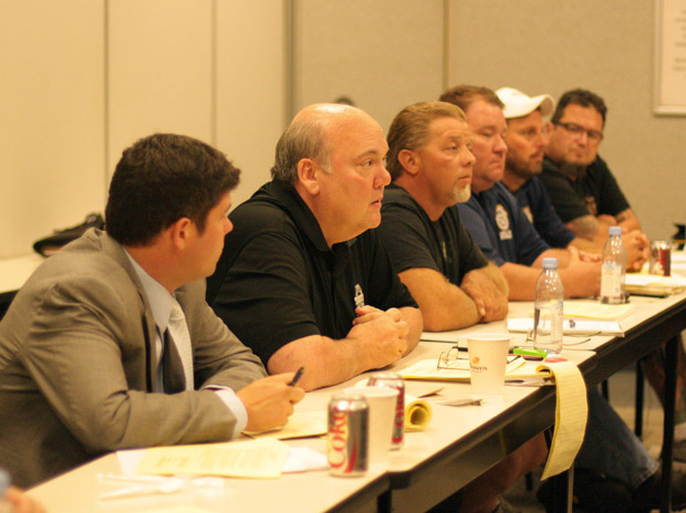 Teamsters Local 710 Bargaining Committee