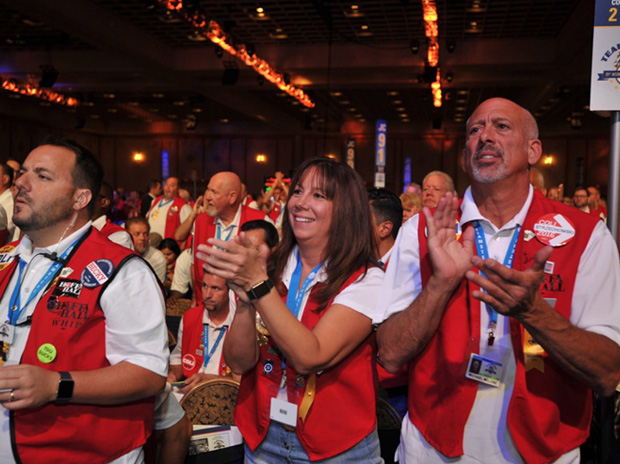 Workers Share Tales of Organizing During Convention's Second