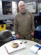 35-Year UPS Member Bob Peters