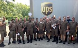 Local 710 UPS Belleville Members
