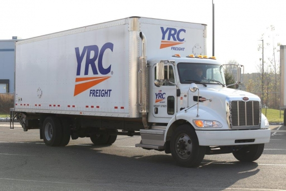 Workers at YRC Freight, Holland, New Penn Approve National