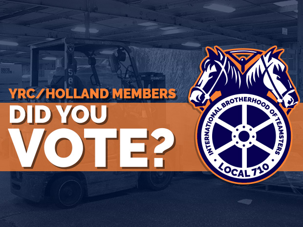YRC/Holland Members: Did You VOTE? – The Online Home of